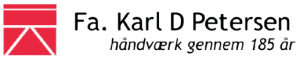Fa. Karl D Petersen logo