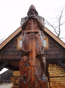 Holger Danske sika træ