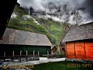 Viking Valley -tækkespån 1